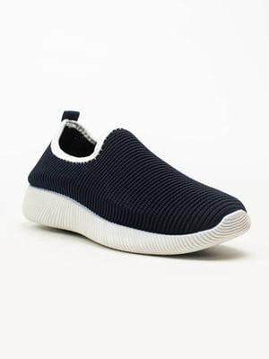 Кроссовки синие | 5105156