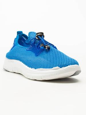 Кроссовки голубые | 5105158