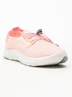 Кроссовки розовые | 5105159