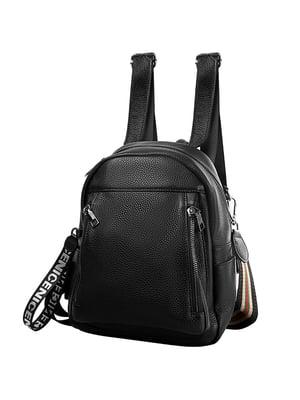 Рюкзак чорний | 5033304