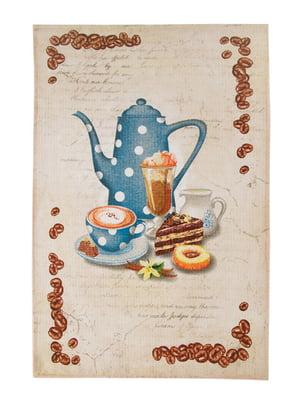 Рушник кухонне вафельний (45х75 см) | 5066524