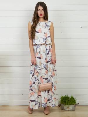 Платье в принт   5081366