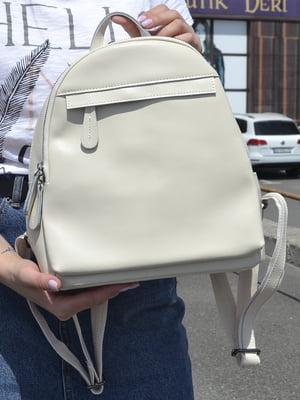 Рюкзак кремового кольору   5109086