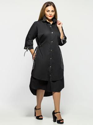 Платье черное | 5108926