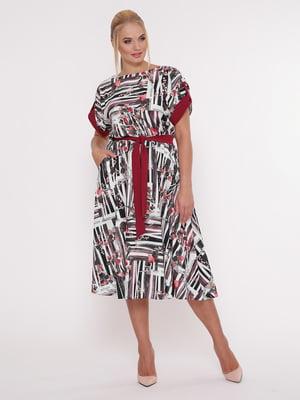 Платье в принт | 5108943