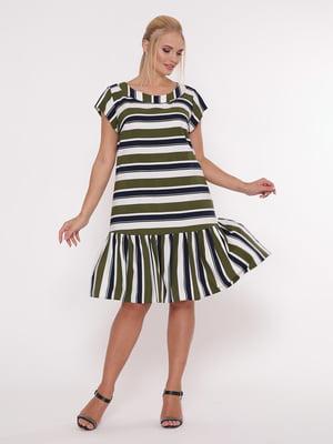 Сукня в смужку | 5108944