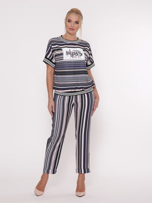 Комплект: блуза і штани | 5108952