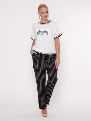 Комплект: блуза и брюки   5108953