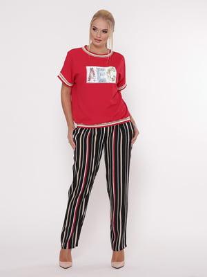 Комплект: блуза и брюки   5108954
