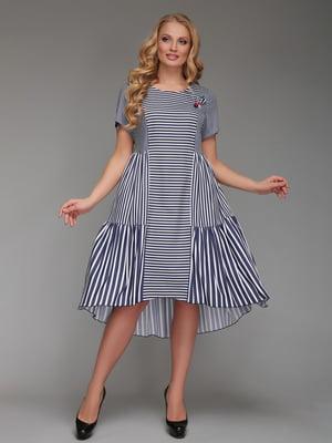Сукня в смужку | 5108984