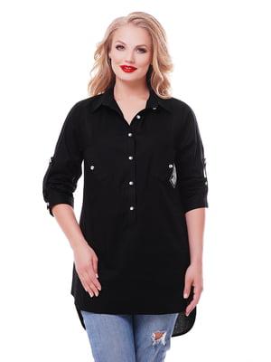 Рубашка черная | 5108985