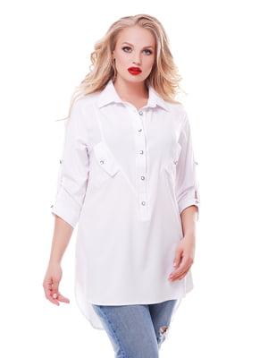 Рубашка белая | 5108986