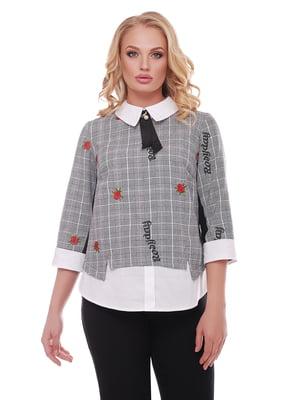 Комплект: блуза и брюки   5109020