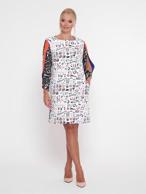Сукня в принт   5109041