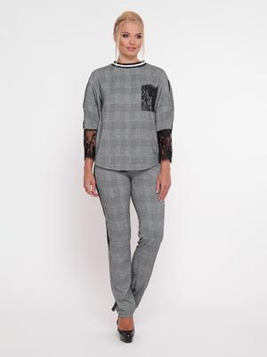 Комплект: блуза и брюки   5109042
