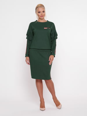 Комплект: джемпер и юбка   5109046