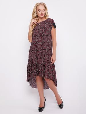 Сукня в принт | 5109079