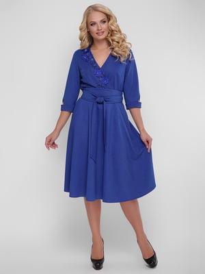 Сукня синя | 5109082