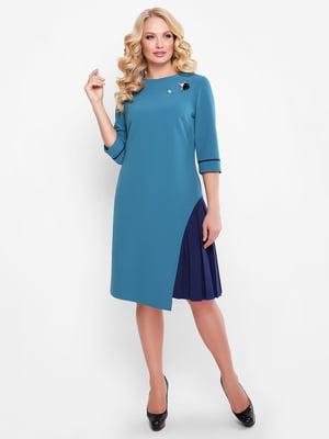 Сукня двокольорова | 5109084
