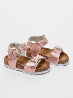 Сандалії рожеві   5058954