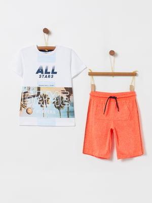Комплект: футболка і шорти | 5081473