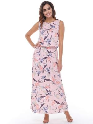 Сукня в принт | 5091269