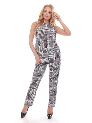 Комплект: блуза и брюки   5109021