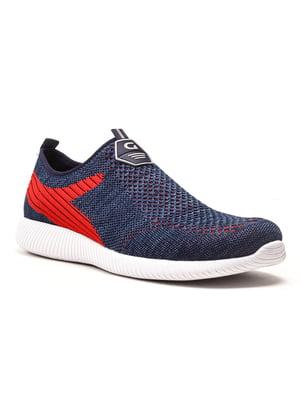 Кеды красно-синие | 5108353