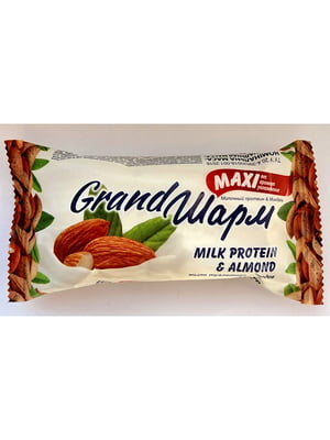Крем-мыло твердое Grand Шарм Maxi «Молочный протеин & Миндаль» (140 г) | 4885472