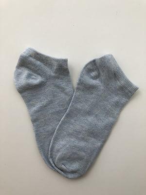 Шкарпетки світло-блакитні | 5106923