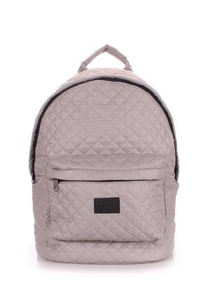 Рюкзак сірий | 5109478