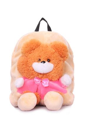 Рюкзак помаранчевий | 5109576