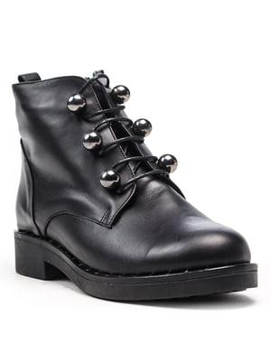 Черевики чорні | 4520821