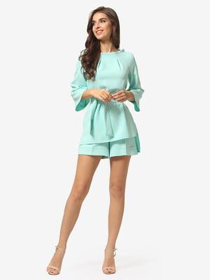 Комплект: туника, шорты и пояс | 5109983