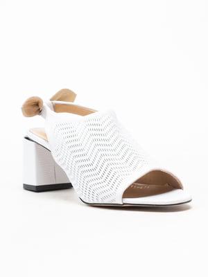 Босоножки белые | 5108888