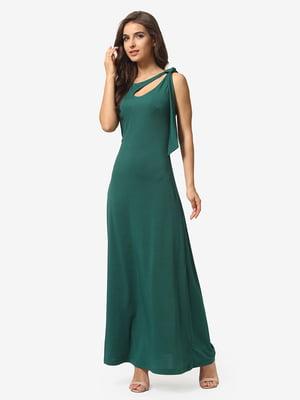 Сукня темно-зелена | 5109976