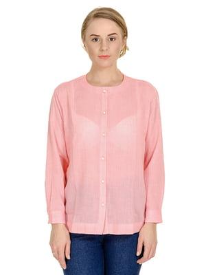 Сорочка світло-рожева   5110125