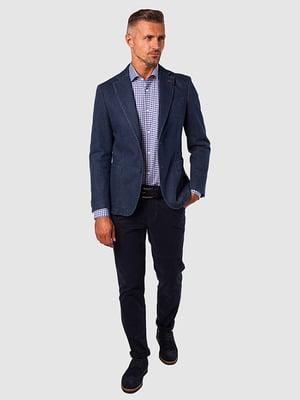 Пиджак синий | 5110220