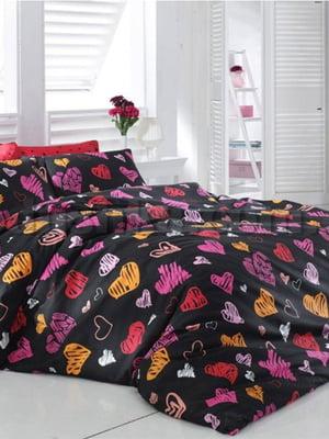 Комплект постельного белья двуспальный (евро) | 5098414