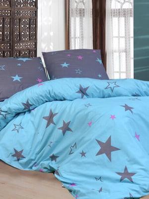 Комплект постельного белья семейный | 5100761