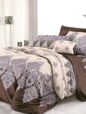 Комплект постельного белья двуспальный (евро)   5111167