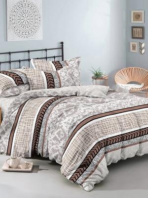 Комплект постельного белья двуспальный (евро)   5111169