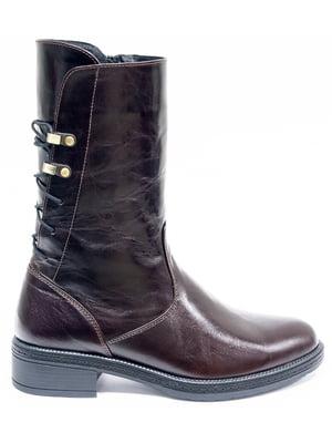 Ботинки коричневые | 5111258