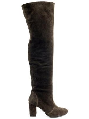 Ботфорти коричневі   5111269