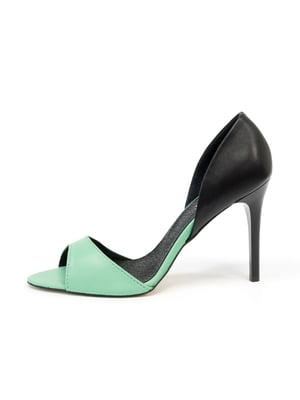 Туфли двухцветные | 5111291