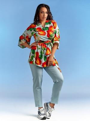 Комплект: блуза і штани | 5111326