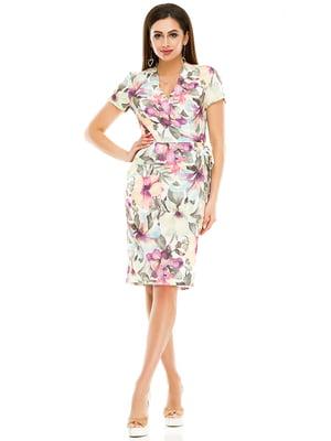 Сукня в квітковий принт | 5062990