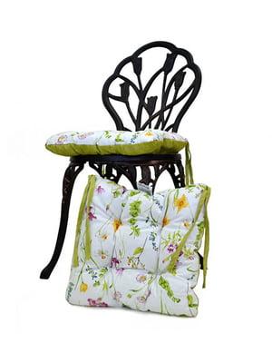 Подушка на стілець (40х40 см) | 4545621
