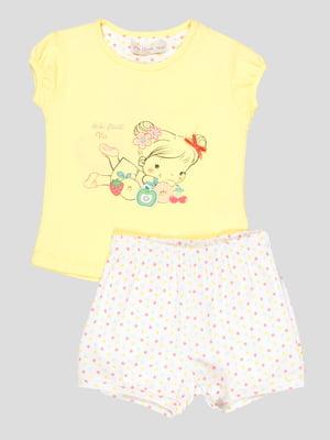 Комплект: футболка и шорты | 5109145