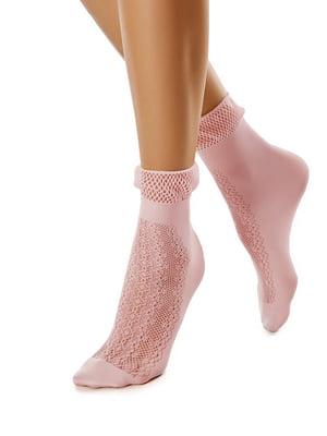 Шкарпетки світло-рожеві | 5112107